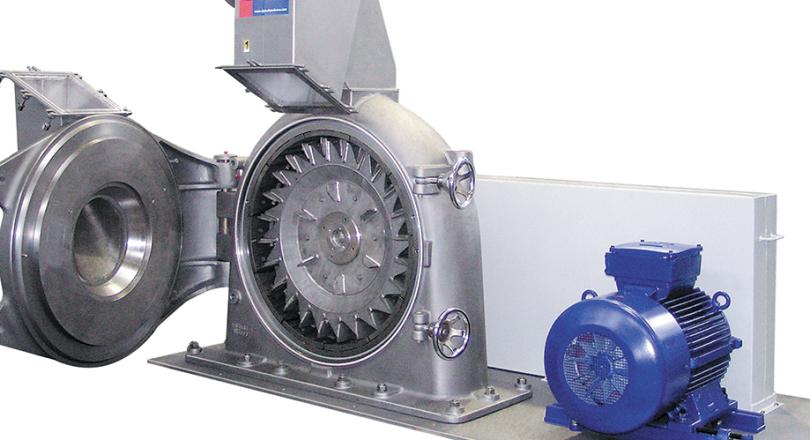 Hosokawa ALPINE Universal Pin Mill UPZ