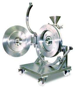 Hosokawa Alpine Spiral Jet Mill