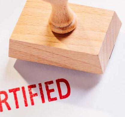 ASME U & UM certification extended